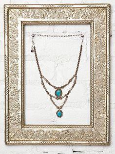Vintage Santo Domingo Handmade Necklace
