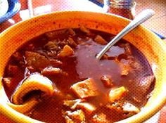 Treat your family with delicious new recipes.[ ]You can find Menudo recipe mexican and more on our website. Menudo Recipe Easy, Menudo Recipe Authentic, Mexican Menudo Recipe, Menudo Soup, Just A Pinch, New Recipes, Delicious Recipes, Recipes Dinner