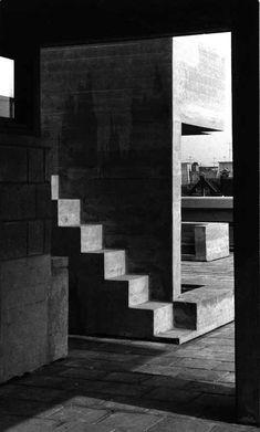 Student House Amsterdam, Herman Hertzberger, 1959-66