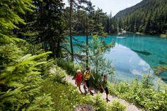 Grüner See (Hochsteiermark) - © Steiermark Tourismus, Foto:  ikarus.cc