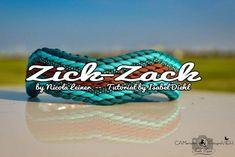 Tutorial Zick Zack Halsband