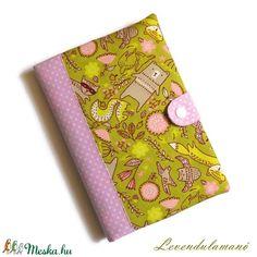 Zöld erdőben Egészségügyi kiskönyv borító (Levendulamano) - Meska.hu Diy, Bricolage, Diys, Handyman Projects, Do It Yourself, Crafting
