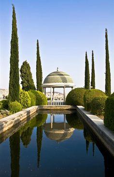 Jardines de la Concepcion de Malaga, Costa del Sol (Espagne)