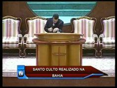 SANTO CULTO NO RIO GRANDE DO SUL PR.CARLOS CUCCATO - 30/06/2013 13:00