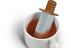 #Tea infusers to liven up your #teatime. Various types inspired by popular culture, from Brew Whale to Teatanic.
