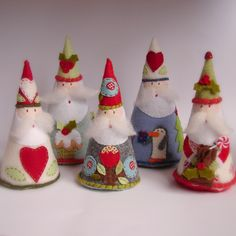 Santa Cones