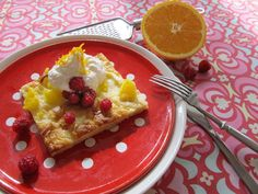 Appelsiinipannukakku –Oven Pancake with Orange