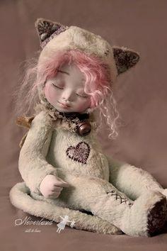 Neverland куклы и медведи