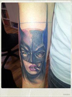 Batwoman? uuuuuuu... like