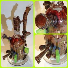 Snic Rig Electroformed with Slyme Accents at Culture Rising