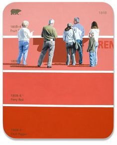 Shawn Huckins - Paint Swatch.