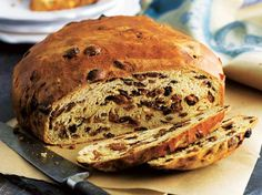 Toasting Halloween with Traditional Irish Barmbrack - The Wild Geese