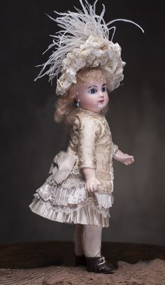 "12"" (30 cm) Rare French Steiner Bebe doll Figure A5 with wonderful from respectfulbear on Ruby Lane"