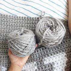 This easy modern Get Some Zzz's crochet baby blanket is a great project to learn graphgans. Comes with tutorial links and the zzz's graph.