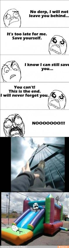 haha always did this when I was a kid. :)