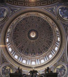 koepel Sint Pieter Ceiling, Places, Beautiful, Art, Priest, Art Background, Ceilings, Kunst, Performing Arts