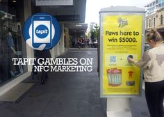 Tapit willing to gamble on NFC marketing future with Monopoly game