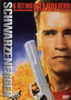 Last Action Hero - Last Action Hero Arnold Schwarzenegger. Jack Slater, a larger-than-life movie hero, is mysteriously transported into the real world by a teenage boy and a magic movie tick (Movie Shack) (Releases On DVD) (New Releases For DVD) Hd Streaming, Streaming Movies, Hd Movies, Movies Online, Movies And Tv Shows, Movie Tv, Joan Plowright, Colleen Camp, Bobbie Brown