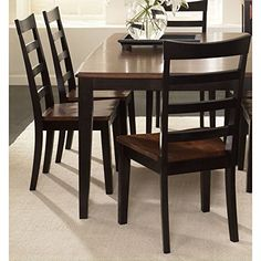 A-America Simply Solid Amarli Solid Wood 8-piece Dining Collection