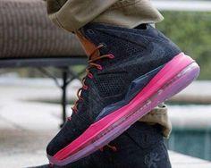 41fd0ae641f3 Nike Lebron 10 EXT QS Denim