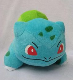 bulbasaur Pokemon Plush-Medium