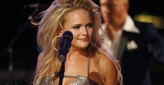 Watch a big-haired Miranda Lambert flaunt her bad-girl side with this…
