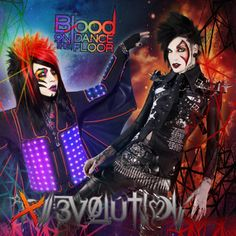 Blood on the Dance Floor's new album, came out last month...amazing.