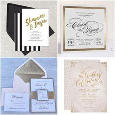 Top 4 Wedding Invita