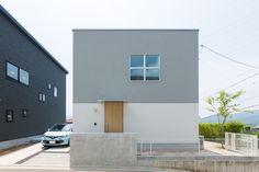 画像詳細 | KASHA - カシャ - Japanese Architecture, Art And Architecture, Home Id, Facade, Exterior, Mansions, House Styles, Building, Places