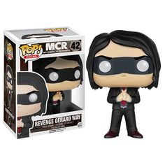 My Chemical Romance Pop! Vinyl Figure Revenge Gerard Way