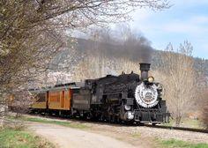 Durango nos EUA oferece muitas viagens em um só destino
