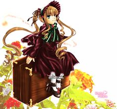 Tags: Anime, PEACH-PIT, Rozen Maiden, Shinku