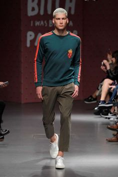 Nuno Balcazar Fall-Winter 2017/18 - Portugal Fashion Week