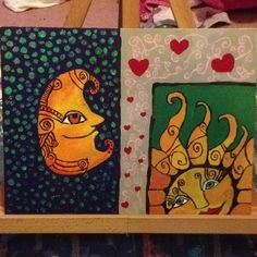 "Title: ""Solar Love""  Artist: Taylor Siders"
