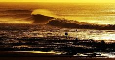 Photo of Warner Beach by stompz Zulu, Along The Way, South Africa, Sunrise, Surfing, Waves, Ocean, Beach, Dawn