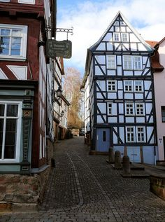 Marburg, Hesse, Germany - my father was born in Stangenrod, also in Hesse.