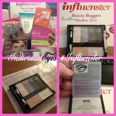 @Influenster @Kiss #Influenster  Influenster's Beauty Blogger VoxBox Reviews @Immutable Ramblings: http://rapowell.blogspot.com/2012/11/nyc-new-york-color-individualeyes.html