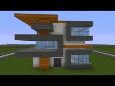 Minecraft Haus Modern Minecraft Pinterest Minecraft Haus - Coole minecraft hauser anleitung