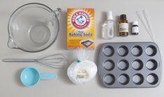 DIY Bath Bombs -You can mix these with Adora's Smooth Seas or Aphrodisia oils - good recipe! Homemade Beauty, Homemade Gifts, Diy Beauty, Homemade Bath Bombs, Mini Bath Bombs, Diy Cadeau, Bombe Recipe, Bath Bomb Recipes, Diy Spa