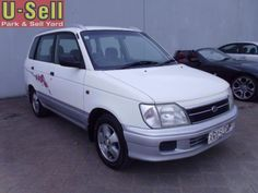 1999 Daihatsu Pyzar Grv S for sale | $2,190 | U-Sell | Park & Sell Yard | Used Cars | 797 Te Rapa Rd, Hamilton, New Zealand Daihatsu, Used Cars, Cars For Sale, Hamilton, Yard, Vehicles, Patio, Cars For Sell, Car