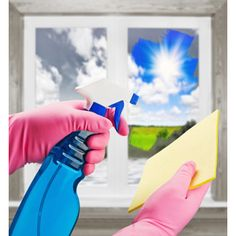 Natural Window Cleaner Recipe is free streak window cleaner by Natures Garden. Learn how to make homemade window cleaner with vinegar for glass.