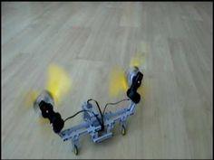 Lego Technic Air propelled car