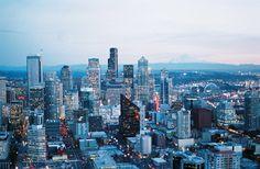 Downtown Seattle | Washington (by porkchopsandy)