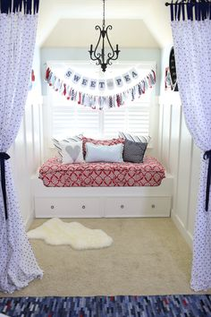 Adorable girls room ideas!   #cutegirlshairstyles #beddysbed #zipupyourbed #bedromdecor #DIY