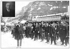 Inauguración de la Estación de Canfranc – 1928