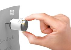 Light-Up Memo Note Timer Pins