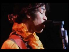 Hey Joe - Jimi Hendrix - way back in 1967, he was ahead of his time! He would have been 70 today. Alas, he is a member of the '27 Club'...