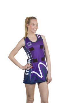 CUSTOM MADE NETBALL DRESS'S Netball Dresses, Workout Clothing, Custom Made, Athletic Tank Tops, Cute, Sports, Outfits, Clothes, Women