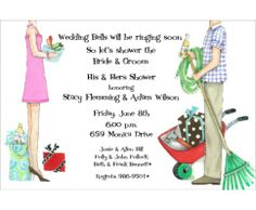 Honey Do Shower Invitation by Picture Perfect