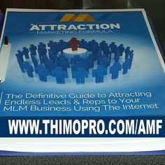 FREE 10 DAY ONLINE RECRUITING BOOTCAMP ==> http://www.thimopro.com/AMF <== This is the exact information I've personally used to earn 6-figures from home before I was 28 years old & fire my boss without cold calling or bugging friends & family... In this 10 day Online Recruiting Bootcamp you'll learn  About how to use Google & Facebook to generate leads separate your hot prospects from the suspects and get paid to do it.  How to become the hunted instead of the hunter and have prospects…